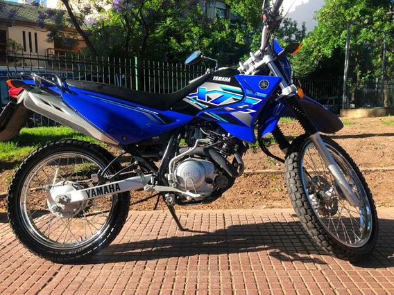 Yamaha 125 Xtz 2017 18000km Excelente Estado No Permuto