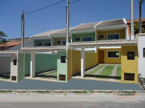 Imagem 1 de 30 de Casa Com 3 Dormitórios À Venda, 127 M² Por R$ 560.000 - Taquara. - Ca0039