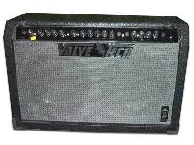 Amplificador Guitarra Electrovox Valvetech Detalle Sale%