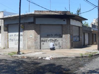 Galpón 90 Mts. C/casa 3 Amb. C/entrada Independiente