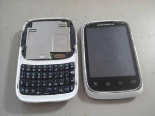 Celular Motorola Xt300 Com Defeito