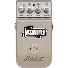 Pedal Para Guitarra Marshall Jh-1 The Jackhammer