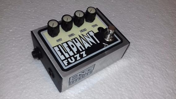 Elephant Fuzz Eng ( Zvex Wooly Mammoth )