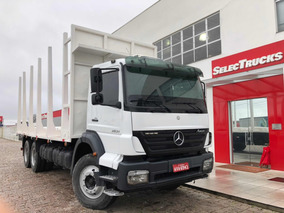 Mercedes-benz Mb Axor 2831 Fueiro - Selectrucks
