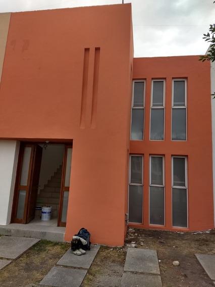 Casa Renta Querétaro 2000 3 Rec Privada Lujo Factura