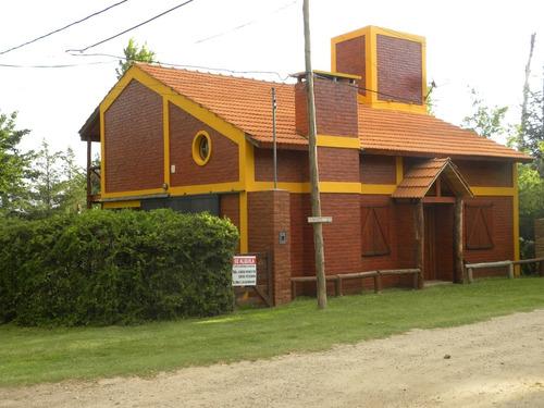 Alquiler Temporario. Hermosa Casa En Potrero De Los Funes