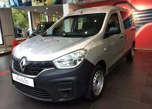 Imagen 1 de 15 de Renault Kangoo 1.6 Confort Oportunidad Adjudicado Partne  Jl