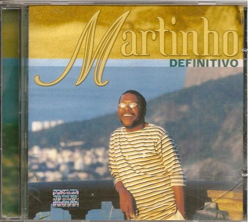 Cd Martinho Da Vila - Martinho Definitivo