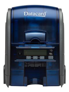 Impresora De Tarjetas Datacard Cd165 + Insumos