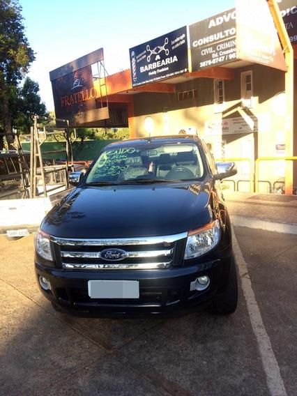 Ranger Automática Diesel Ú. Dono - Revisão Só Na Autorizada