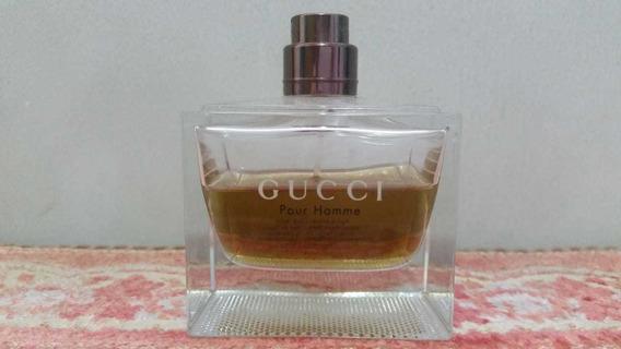 Gucci Pour Homme 1 - Usado 50 / 100 M L ( Raro )