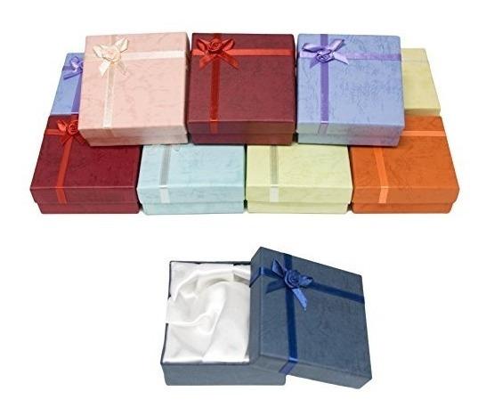 Cajas De Regalo De Brazalete De Joyeria De Carton De Caja Nu