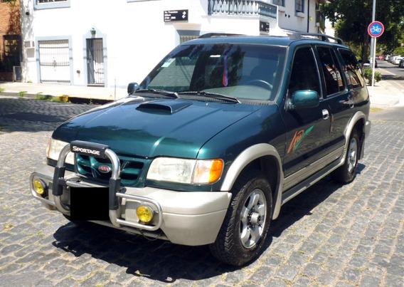 Kia Sportage 2.0 4x4 Diesel Service Oficiales En 2004 Y 2005