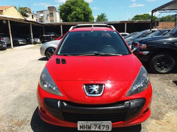 Peugeot Hoggar 1.4 Xr 2011 Vermelha Flex