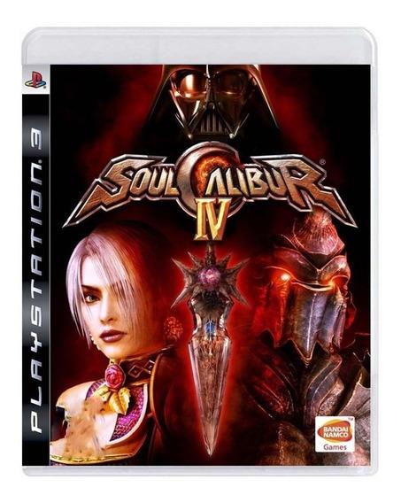 Game - Soul Calibur Iv - Ps3