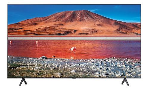 Imagen 1 de 5 de Smart Tv 4k Uhd Samsung 55  Un55tu7000gc