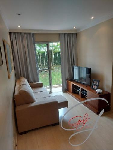 Apartamento À Venda No Condomínio Portal Parque Dos Príncipes Na Vila São Francisco Sp - Ap00872 - 69379733