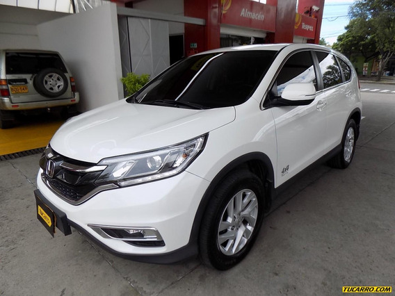 Honda Cr-v 5dr Ex Lc 4wd