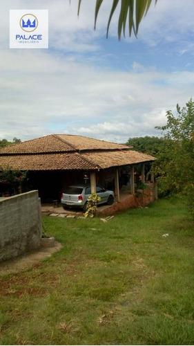 Chácara À Venda Em Piracicaba, Bairro Tupi - Ch0076