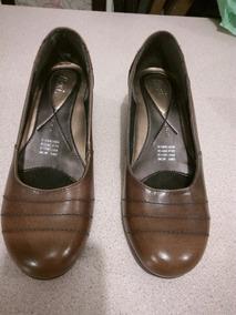 Zapato Mujer Flexi Café # 2