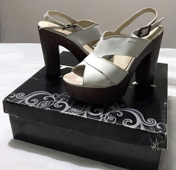 Zapatos De Mujer Marca Tosca Talle 37 Muy Buen Estado