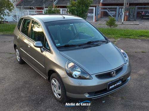 Vendido Honda Fit Lx 2006 Apenas 32.000 Km. Ateliê Do Carro