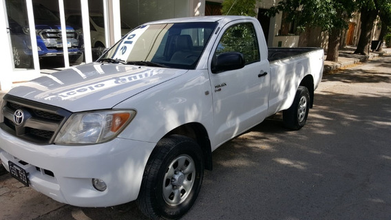 Toyota Hilux Dx 2.5 4x4 Cabina Simple