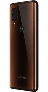 Smartphone Motorola One Vision 128gb Dual Tela 6.4 48mp
