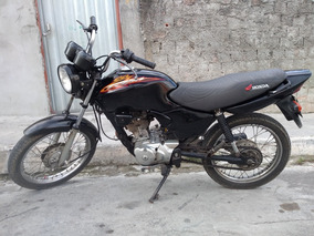 Honda Fan Vareta 125