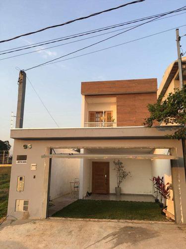 Imagem 1 de 15 de Casa De Condomínio Com 3 Dorms, Nova Jaguari, Santana De Parnaíba - R$ 600 Mil, Cod: 235413 - V235413