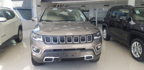 Jeep Compass Limited Plus 2.0l Td At9 4x4 Vta Online Okm