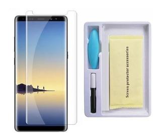 Película Vidro Uv Cola Líquida Samsung Galaxy Vários Modelos