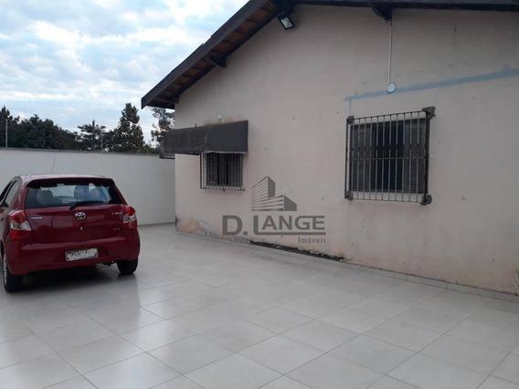 Casa Com 4 Dormitórios À Venda, 93 M² Por R$ 420.000,00 - Alto De Pinheiros - Paulínia/sp - Ca13348