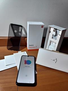 Xiaomi Redmi Note 7 64 Gb Versão Global 4gb Ram