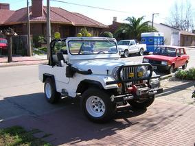 Jeep Ika 58, Gnc, Malacate Vendo Permuto