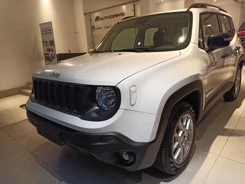 Jeep Renegade 1.8 Sport At6 Anticipo Mínimo Plan Petrolero
