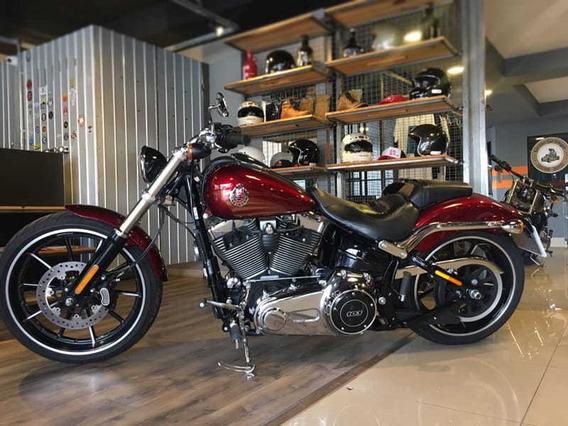 Harley-davidson Softail Breakout Fxsb 2016