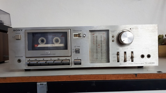 Tape Deck Sony Mod Tc-u30bs