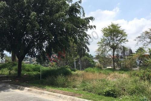 Terreno En Venta Cuernavaca Morelos, Colonia Palmira