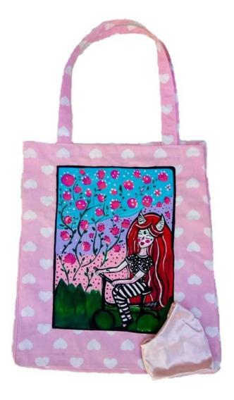 Cartera Bolso Tote Bag Primavera Mujer