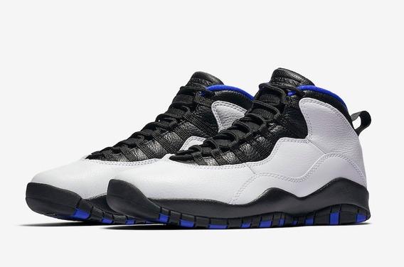 Nike Air Jordan 10 Retro Orlando Magic Limitado Nba Lebron
