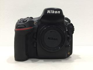 Camara Nikon D800