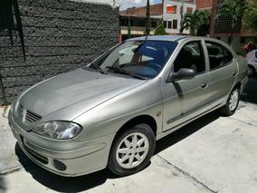 Renault Megane 2004 1.4 Full Gris Perla