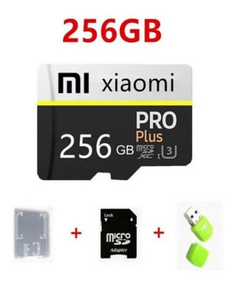 Cartão De Memória Micro Sd Xiaomi Pro Plus 256 Gb Original