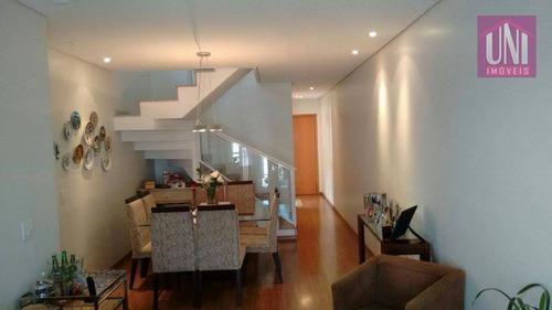 Cobertura Residencial À Venda, Centro, São Bernardo Do Campo. - Co0525
