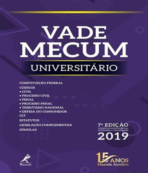 Vade Mecum - Universitario - 07 Ed