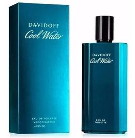 Cool Water Hombre Davidoff -- 125ml -- Perfume Original