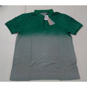 Camisa Polo Masculina Calvin Klein Original