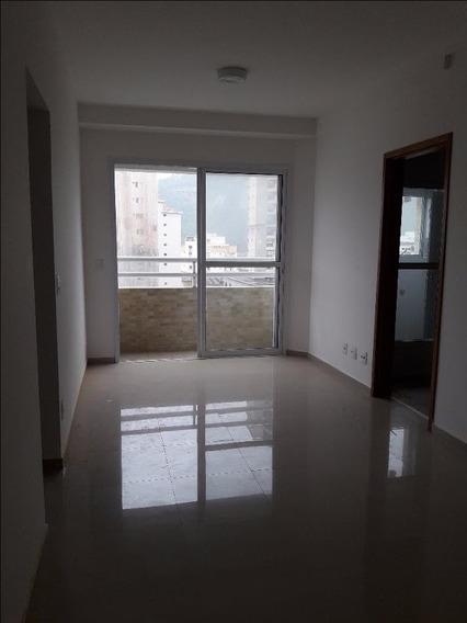 Apartamento Em Pompéia, Santos/sp De 59m² 2 Quartos Para Locação R$ 3.100,00/mes - Ap352240