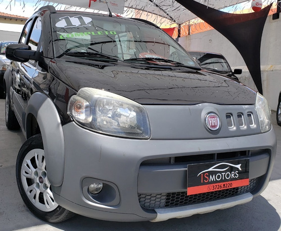 Fiat Uno Way 1.0 Completo